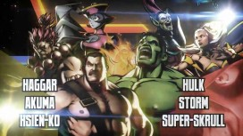 Ultimate Marvel vs. Capcom 3 - Comic Con 2011 Trailer