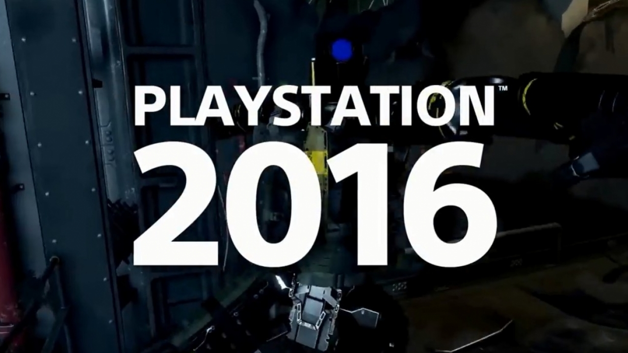 PlayStation - Year 2016