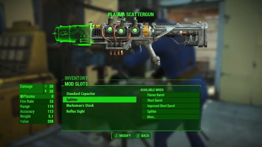 Fallout 4 - Customization, Crafting & Modding