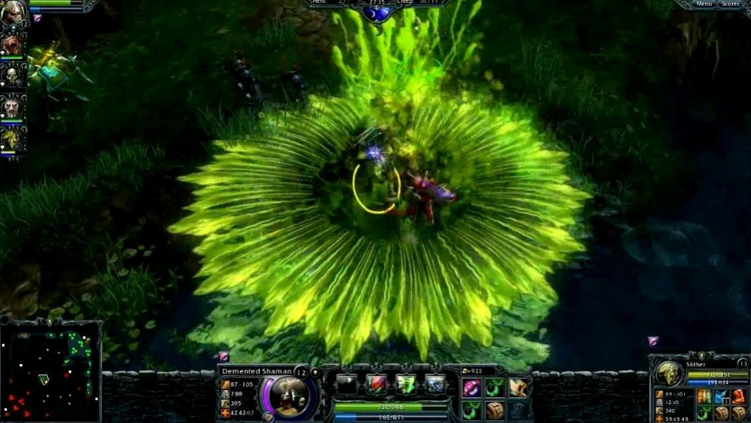Heroes of Newerth - Announcement Trailer
