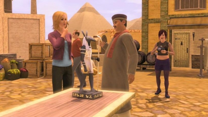 The Sims 3: World Adventures - Launch Trailer