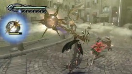 Bayonetta - Enemy Weapons Gameplay Trailer