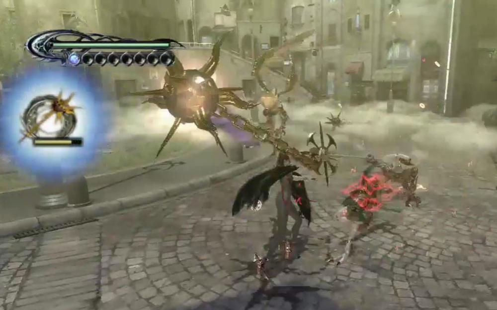 Bayonetta - Enemy Weapons Gameplay Trailer