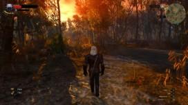 Ведьмак 3: Дикая охота - Геймплей на Xbox One