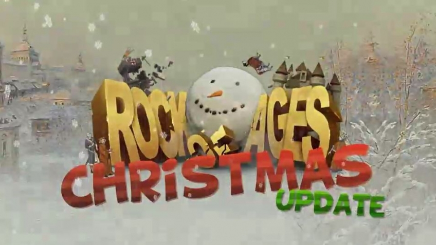 Rock of Ages - Christmas Update Trailer