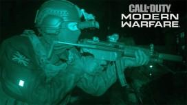 Call of Duty: Modern Warfare. Дебютный трейлер