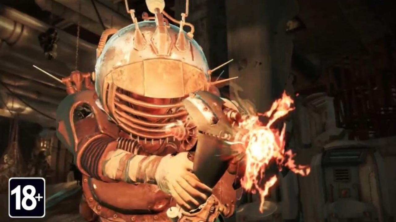 Fallout4 - Automatron