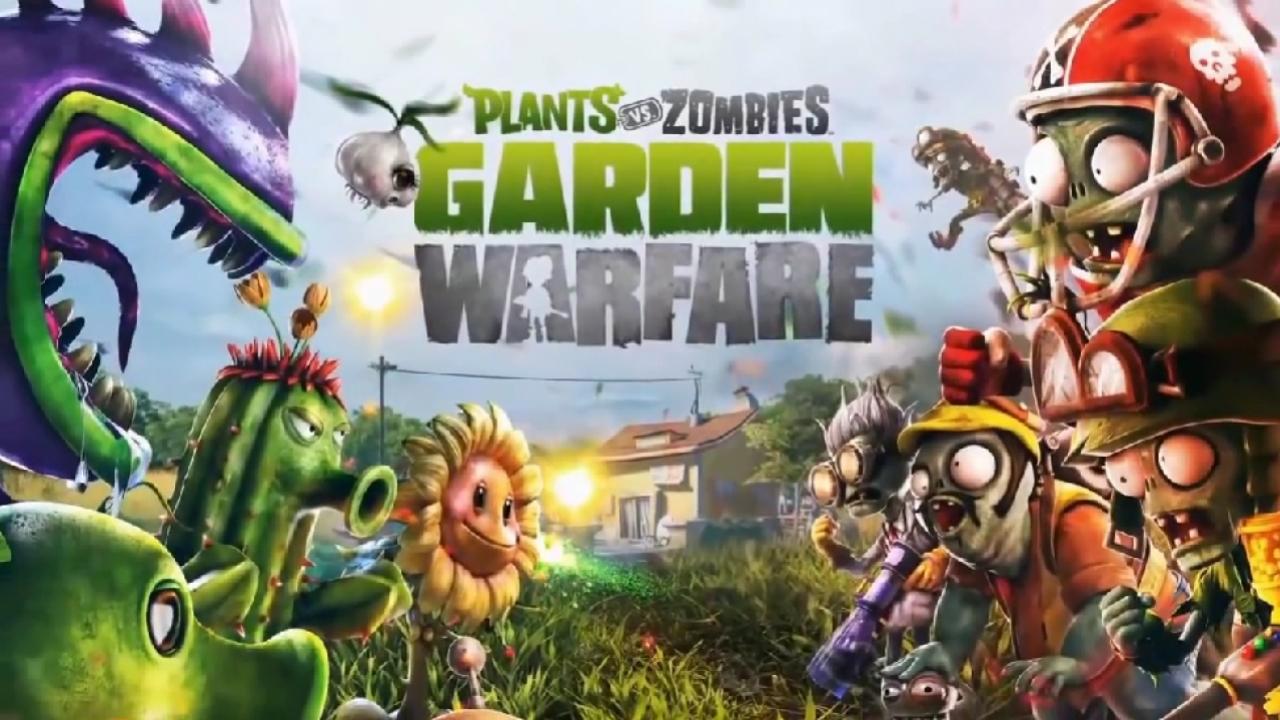Plants vs. Zombies: Garden Warfare - Xbox 360 Gameplay Video