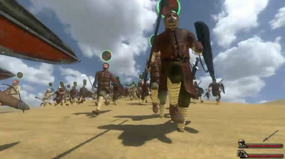 Mount & Blade: Warband - Tutorial Trailer4