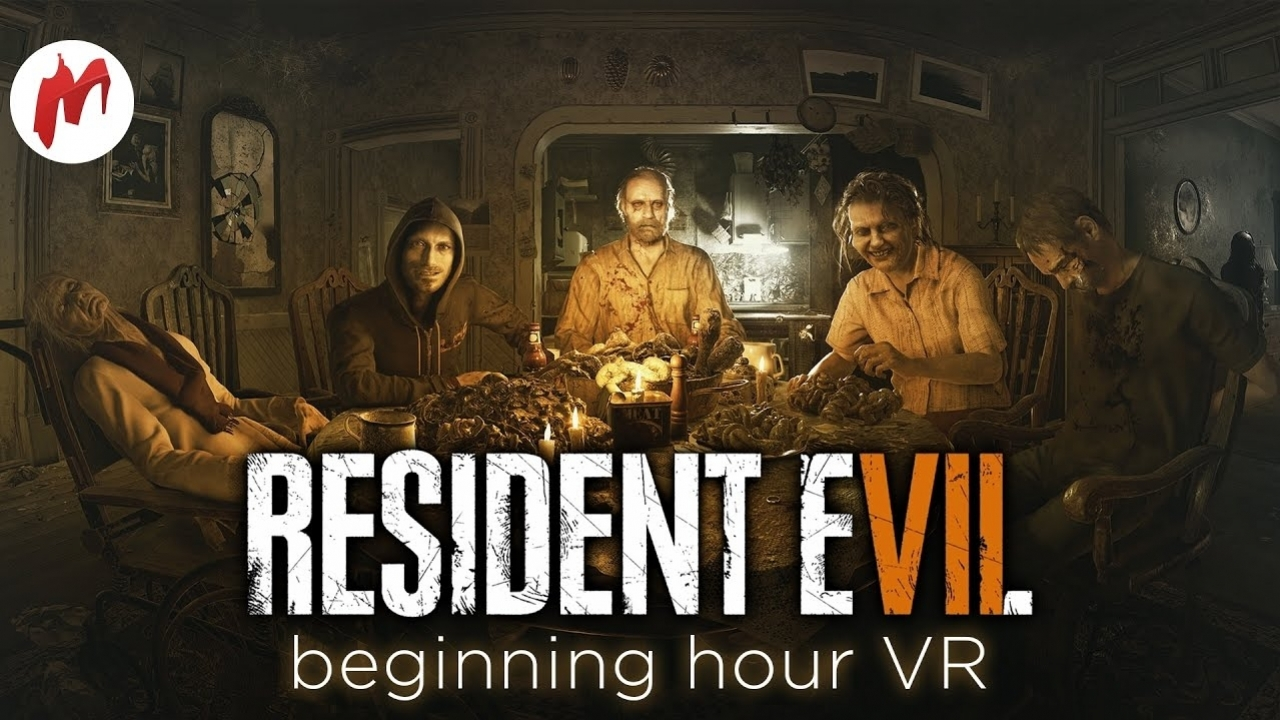 Resident Evil 7: Biohazard - Beginning Hour VR. Стрим «Игромании»