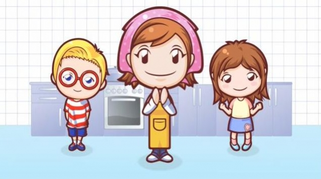 Cooking Mama3 - Trailer