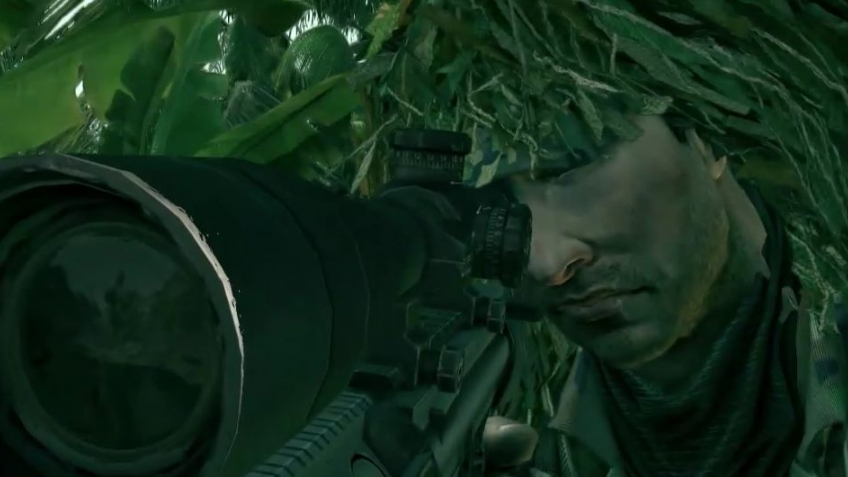 Sniper: Ghost Warrior - PS3 Clear The Village Trailer