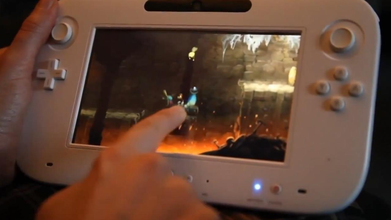 Rayman Legends - Wii U Concept Trailer