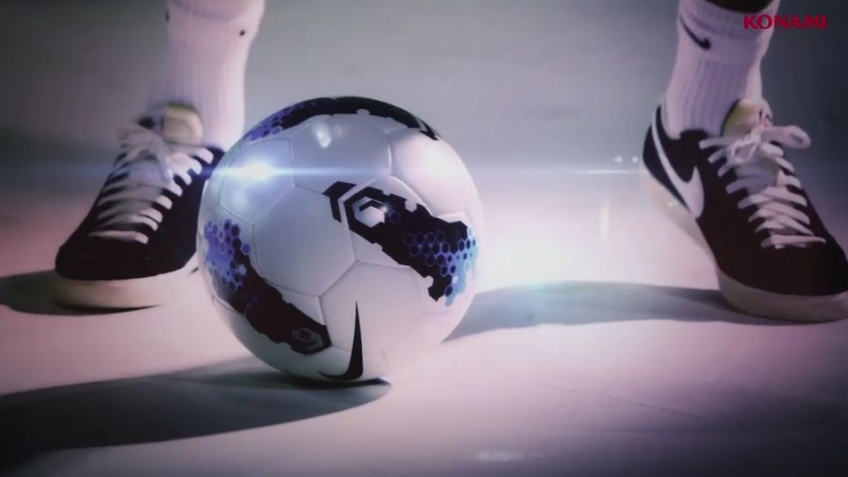 Pro Evolution Soccer 2013 - Demo Announcement Trailer
