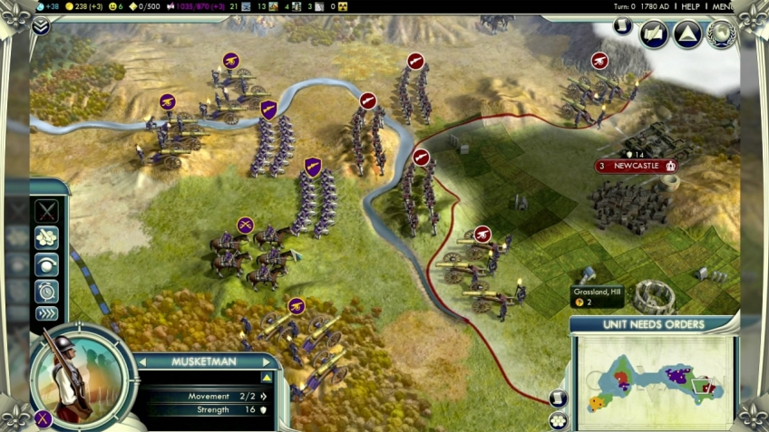 Sid Meier's Civilization 5 - Gameplay Walthrough Trailer