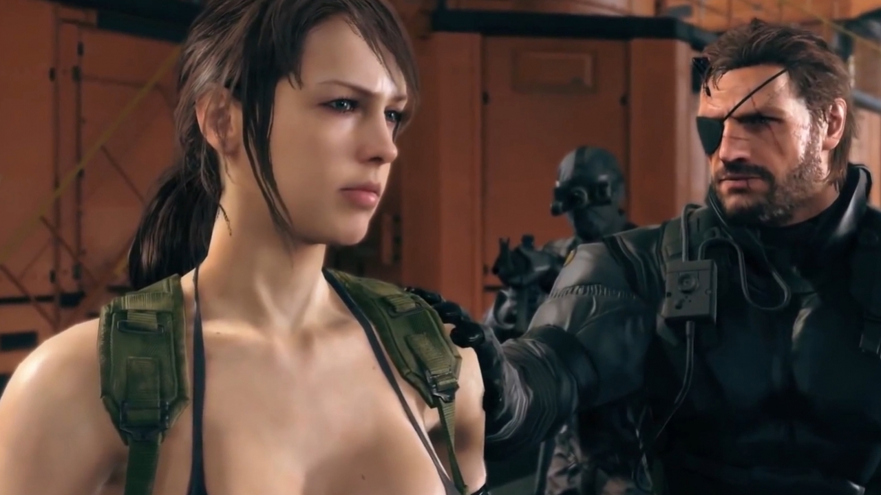 Metal Gear Solid 5: The Phantom Pain - Preview