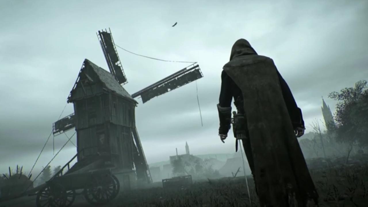 Assassin's Creed: Unity - Dead Kings DLC Trailer