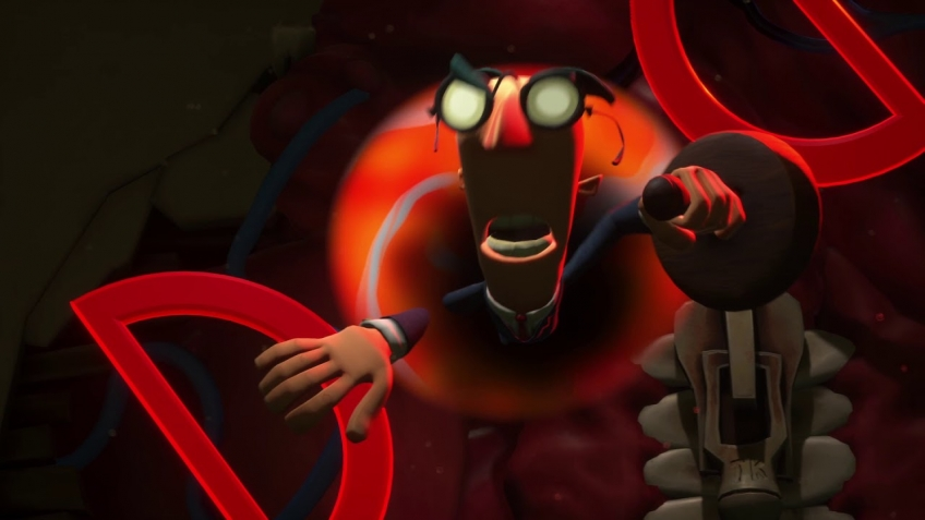 Psychonauts2. Трейлер с E3 2019