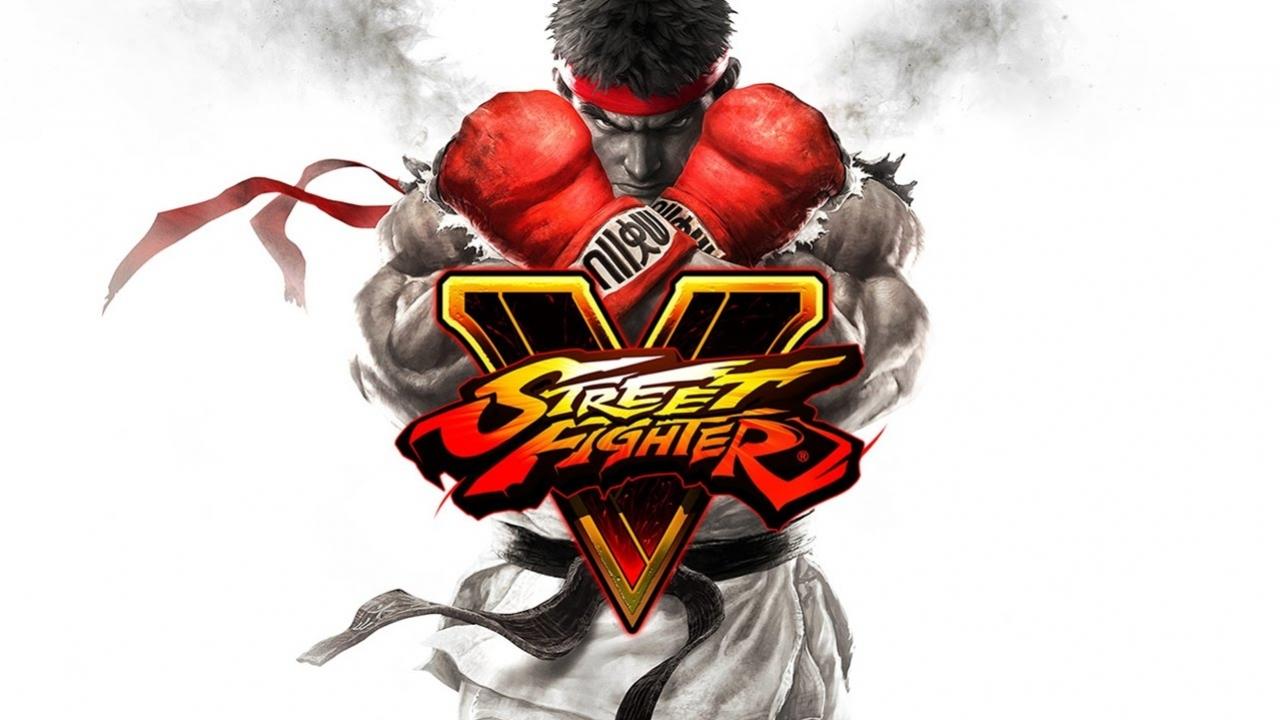 Street Fighter5 - Обзор