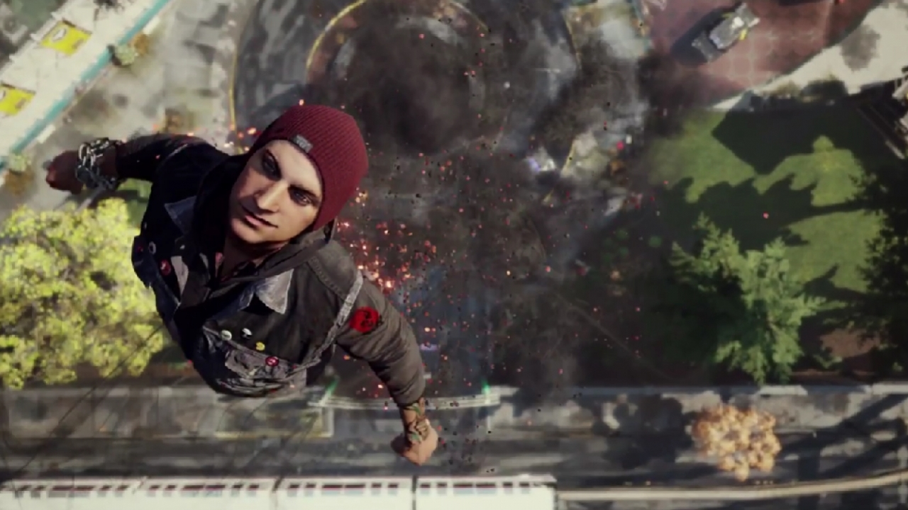 inFamous: Second Son - TV Trailer