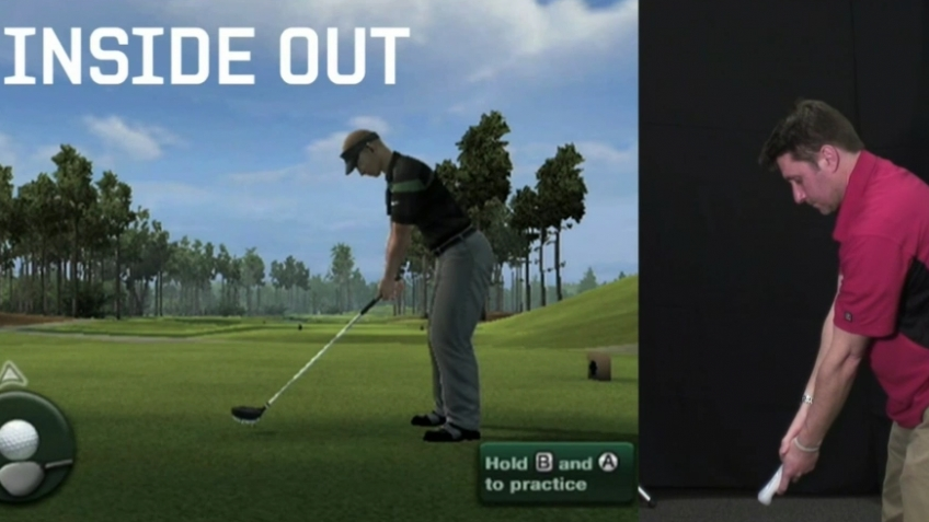 Tiger Woods PGA Tour 11 - Wii Tutorial Trailer 2