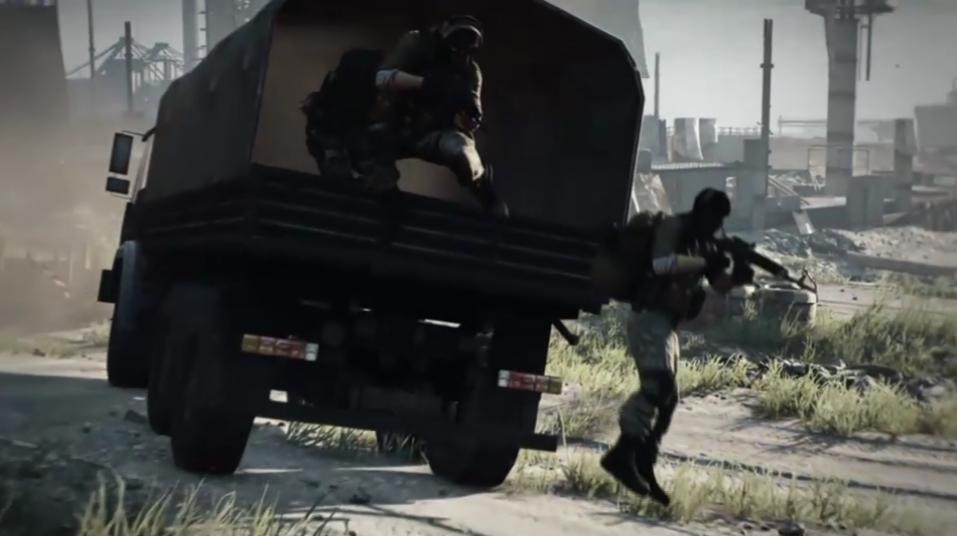Battlefield4 - 60 Second TV Spot