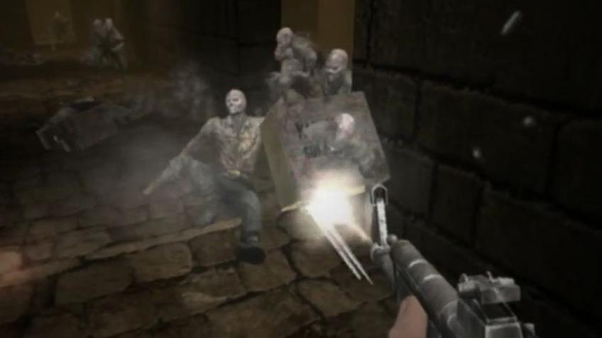 Karma: Operation Barbarossa - Prisoners of the Dead Zombie Mode Trailer