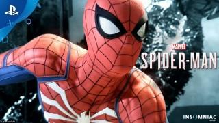 Marvel's Spider-Man. Трейлер игрового процесса