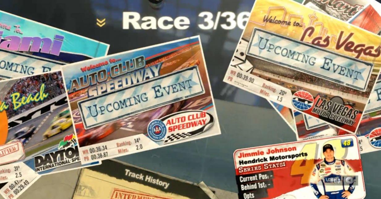 NASCAR 2011: The Game - Full Seasons Video Dev Diary