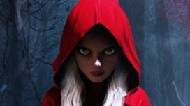 Woolfe: The Red Hood Diaries - Начало игры