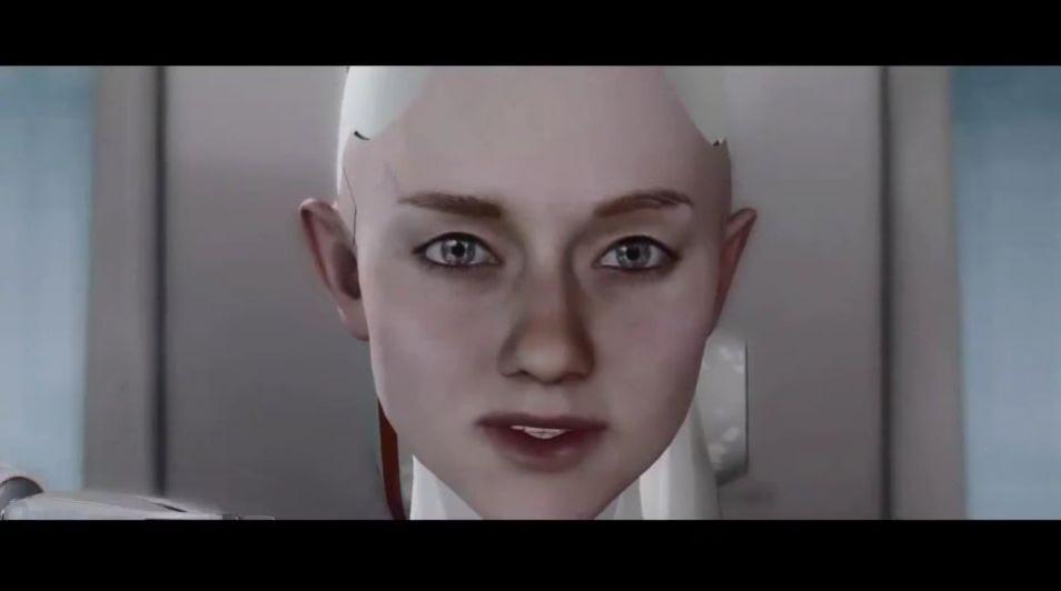 Quantic Dream - Kara Demo Trailer (с русскими субтитрами)