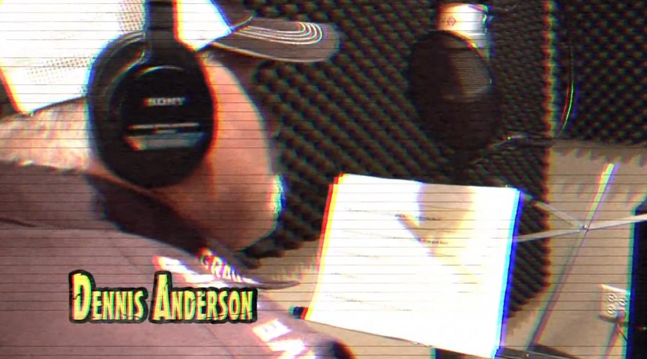Monster Jam: Path of Destruction - Dennis Anderson Voiceover Video
