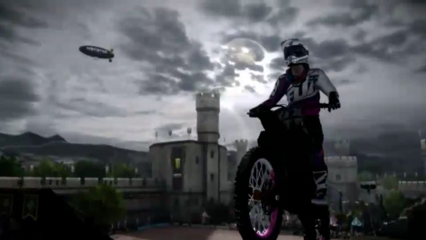MUD - FIM Motocross World Championship - Monster Energy Trick Trailer