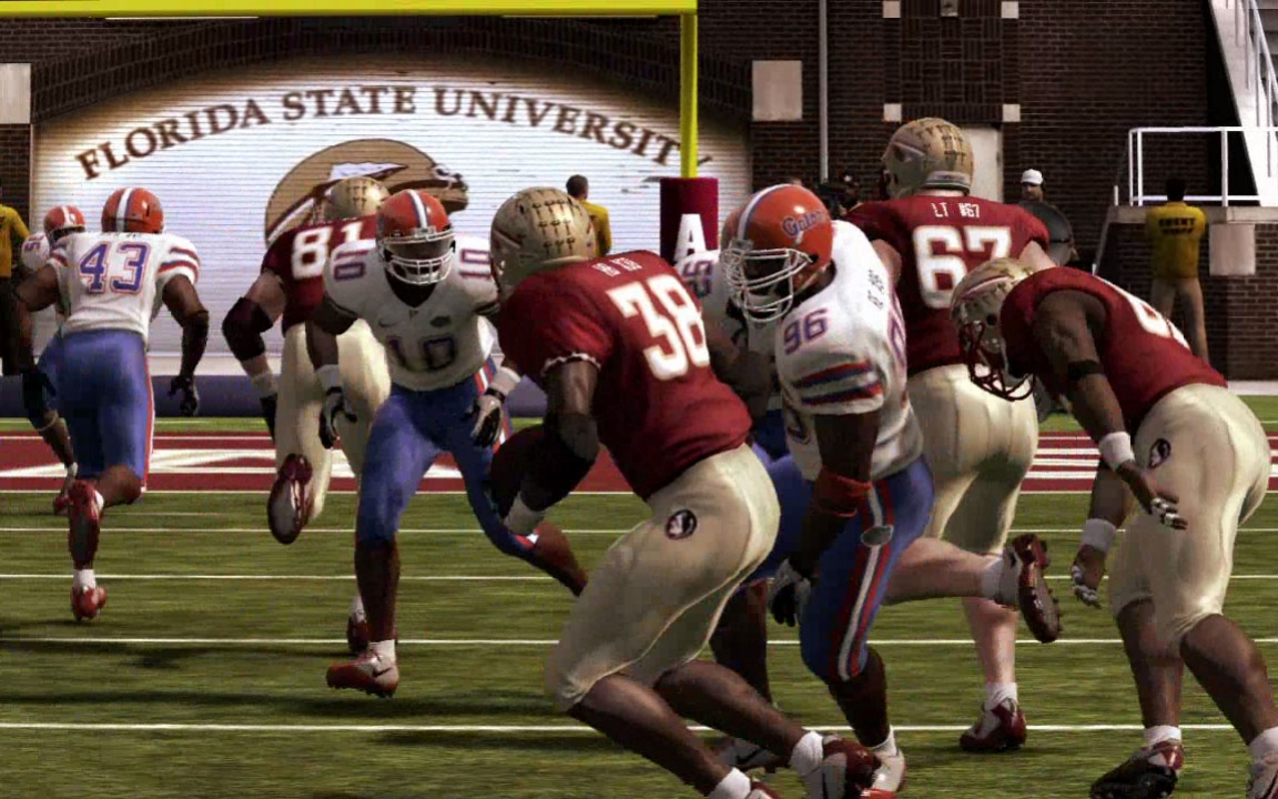 NCAA Football11 - Offensive Styles Trailer