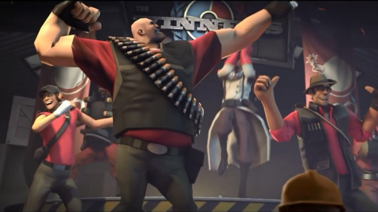 Team Fortress 2 - Meet your Match