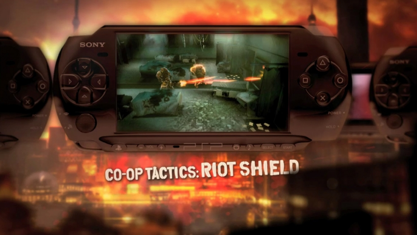 Army of Two: The 40th Day - PSP Trailer