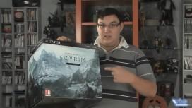 The Elder Scrolls 5: Skyrim - Распаковка коллекционного издания. Сюжет «Видеомании»