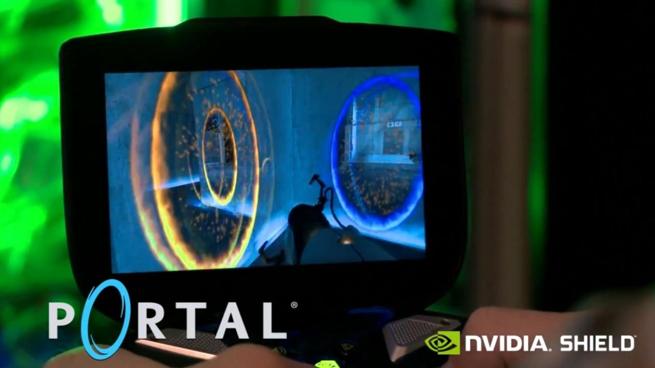 NVIDIA Shield - Portal & Half-Life2