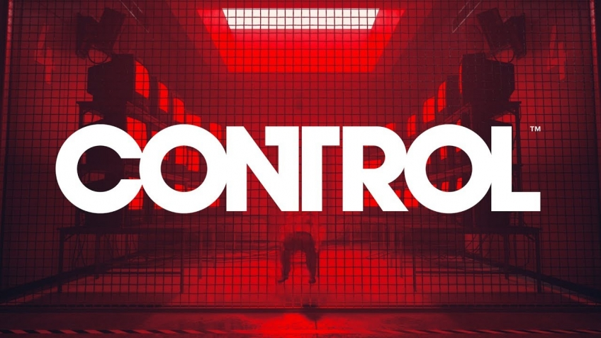 Control. Gameplay Trailer