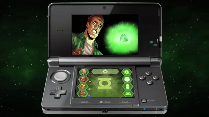 Green Lantern: Rise of the Manhunters - 3DS Trailer