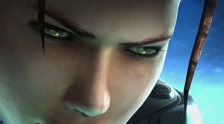 StarCraft 2: Heart of the Swarm - Preview Trailer