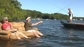 Rapala Pro Bass Fishing - Couch Fishing Trailer