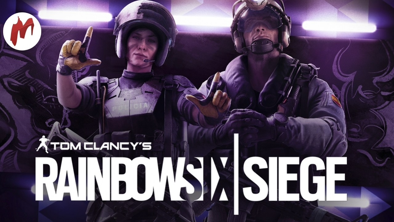 Rainbow Six: Siege - Operation Velvet Shell. Стрим «Игромании»