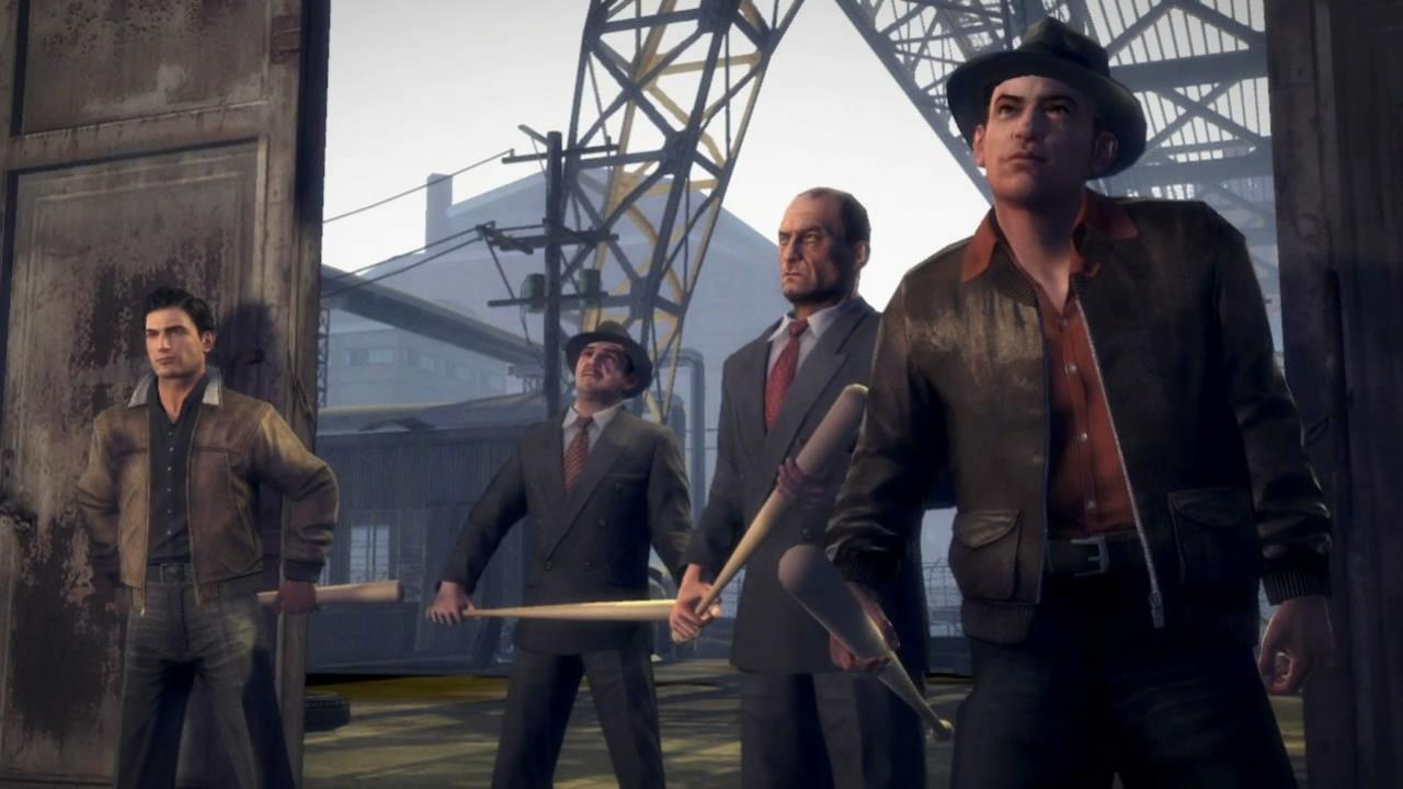 Mafia2 - Persuasion Trailer