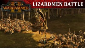 Total War: WARHAMMER2. Трейлер про битвы