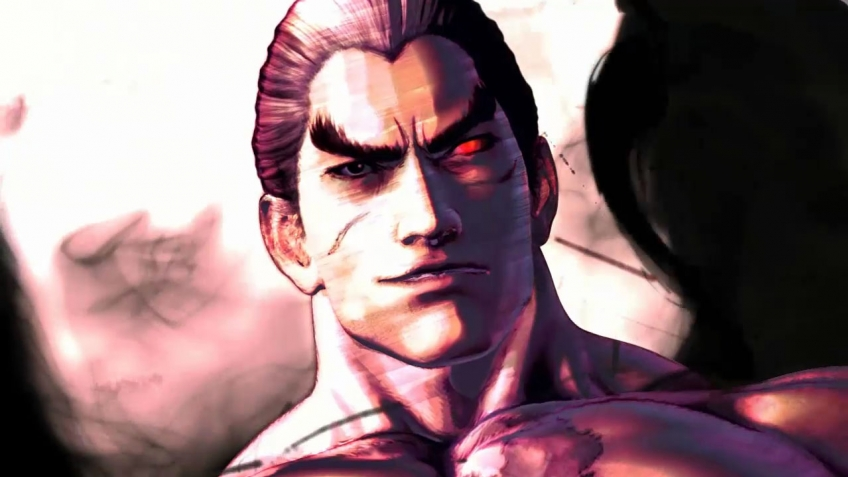 Street Fighter X Tekken - Comic-Con 2010 Trailer