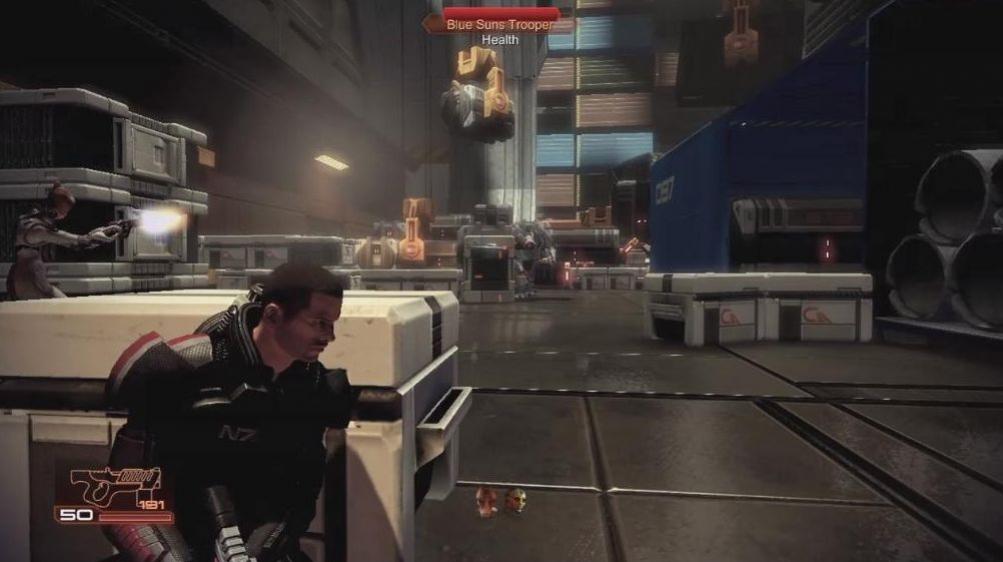 Mass Effect2 - Sentinel Trailer