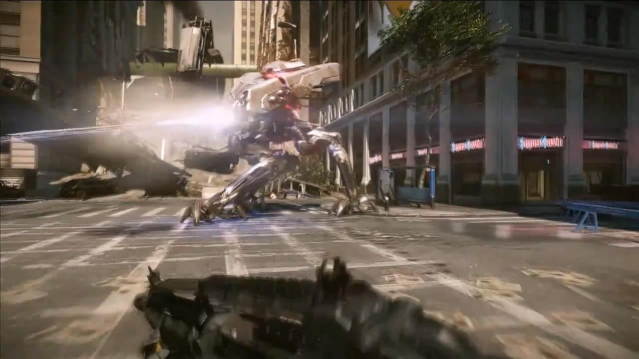 Crysis2 - Be Fast Trailer (русская версия)