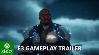Crackdown3. Геймплейный трейлер с E3 2018