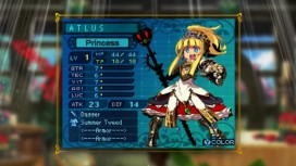 Etrian Odyssey 3: The Drowned City - Character Creation Trailer